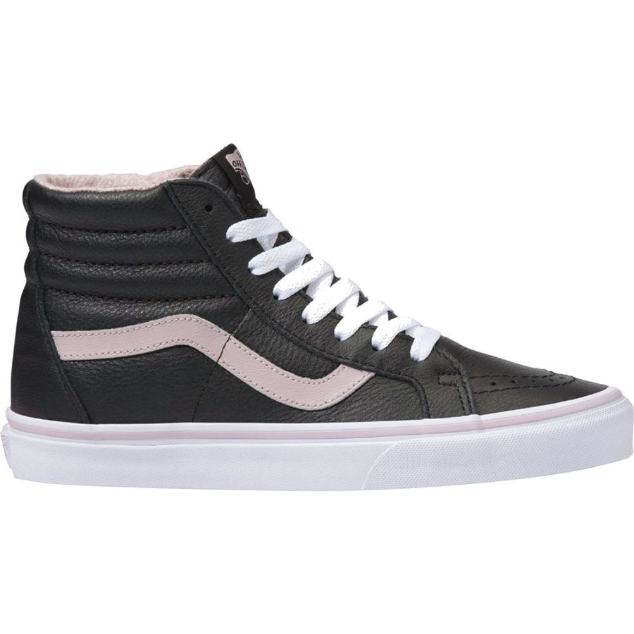 45e19b88edb2a6 Vans - Sk8-Hi Reissue Shoe - Women s - (leather Flannel) Violet Ice