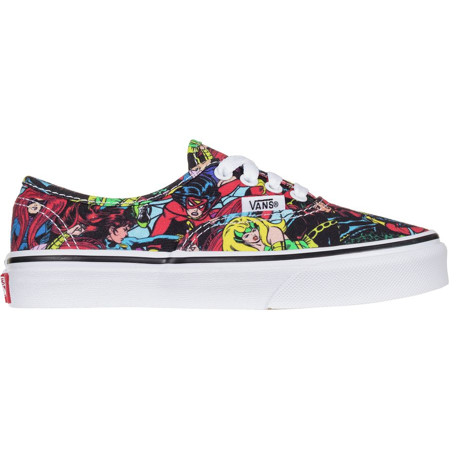 31c7f44e650262 Vans - x Marvel Authentic Shoe - Kids  -