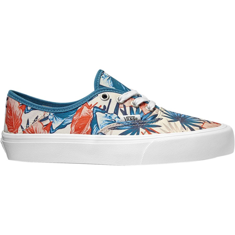 2c0b2c366d57 Vans - Authentic SF Shoe - Women s - (vintage Rio) Blue Sapphire Carnelian