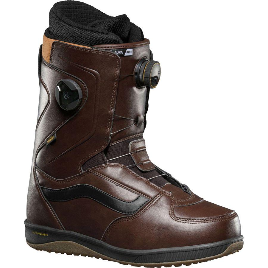 a8c1b0ad608de7 Vans - Aura Pro Boa Snowboard Boot - Men s - College Couch