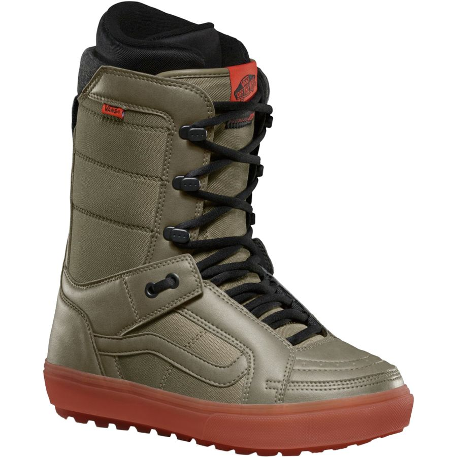 57fba429dc0e Vans - HI-Standard OG Snowboard Boot - Men s - Green Orange