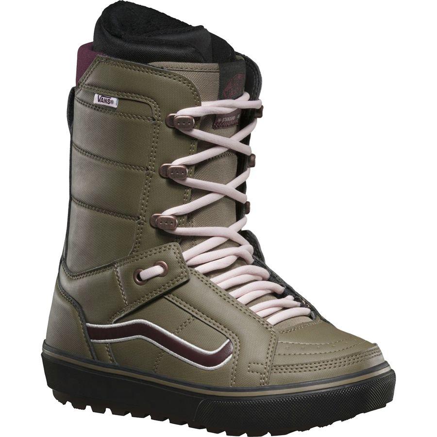 298be51ac8a7 Vans - HI-Standard OG Snowboard Boot - Women s - Green Burgundy