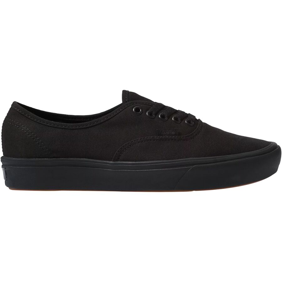 74993f341fa2f7 Vans - Comfycush Authentic Shoe - Men s - (classic) Black Black