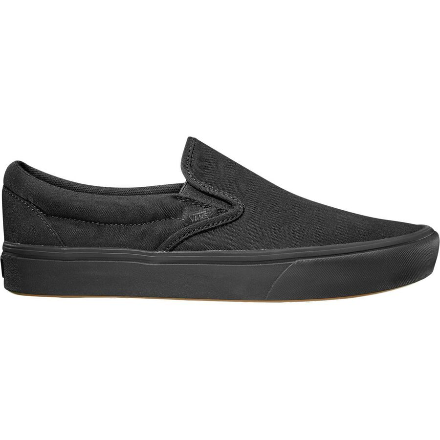 73ce66e0ba6742 Vans - Comfycush Slip-On Shoe - Men s - (classic) Black Black