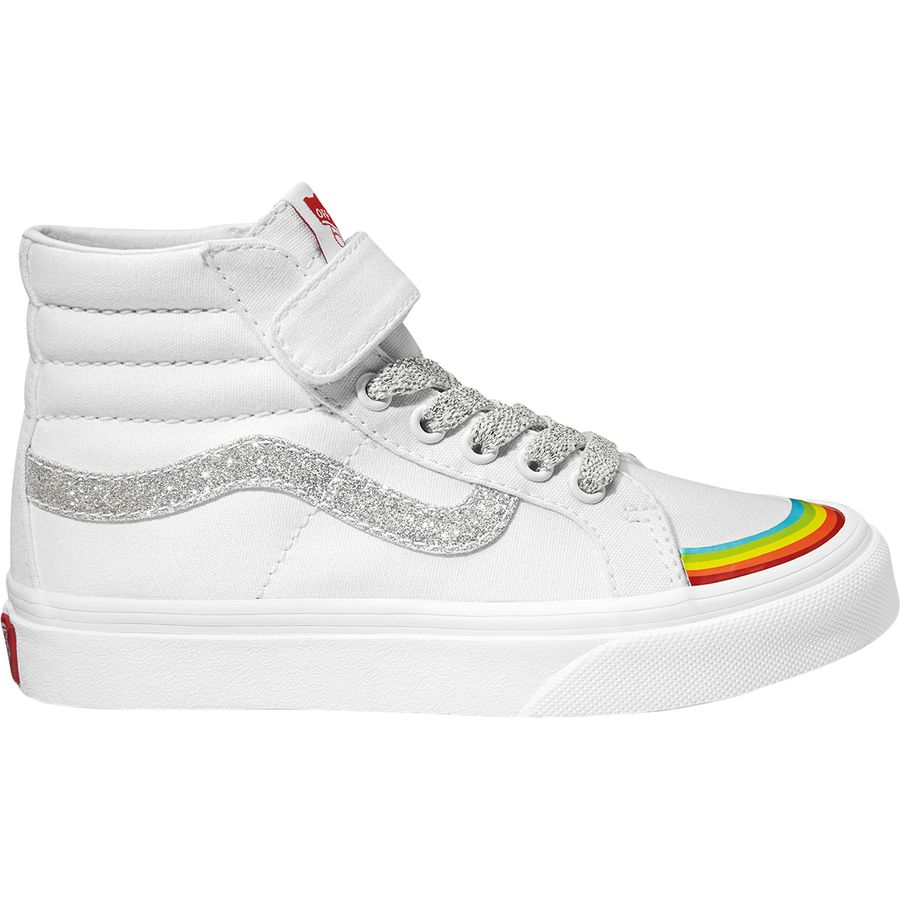 92857b6fb0be Vans - Sk8-Hi Reissue 138 V Shoe - Girls  - (rainbow Toe