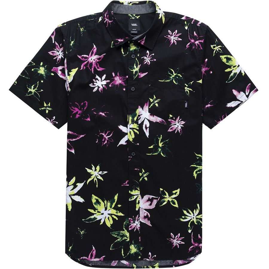 7fe776ee Vans West Street Floral Shirt - Men's