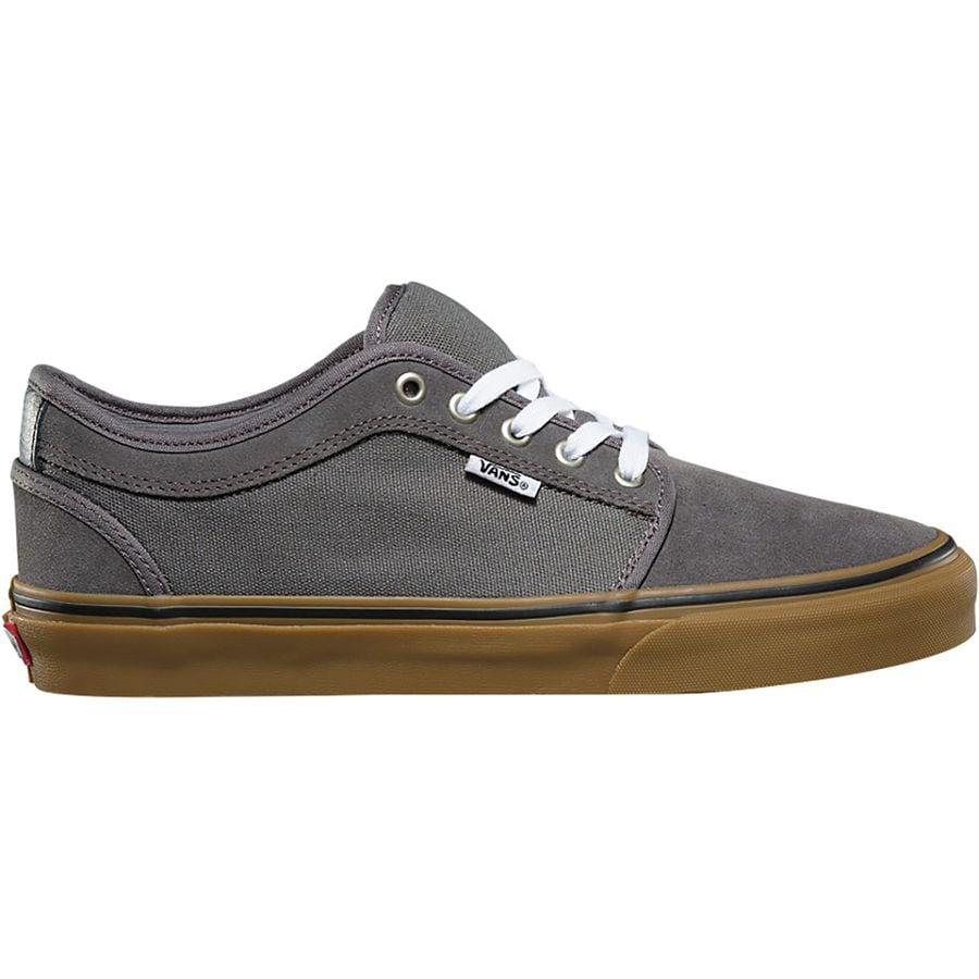 Vans Chukka Low White Shoe