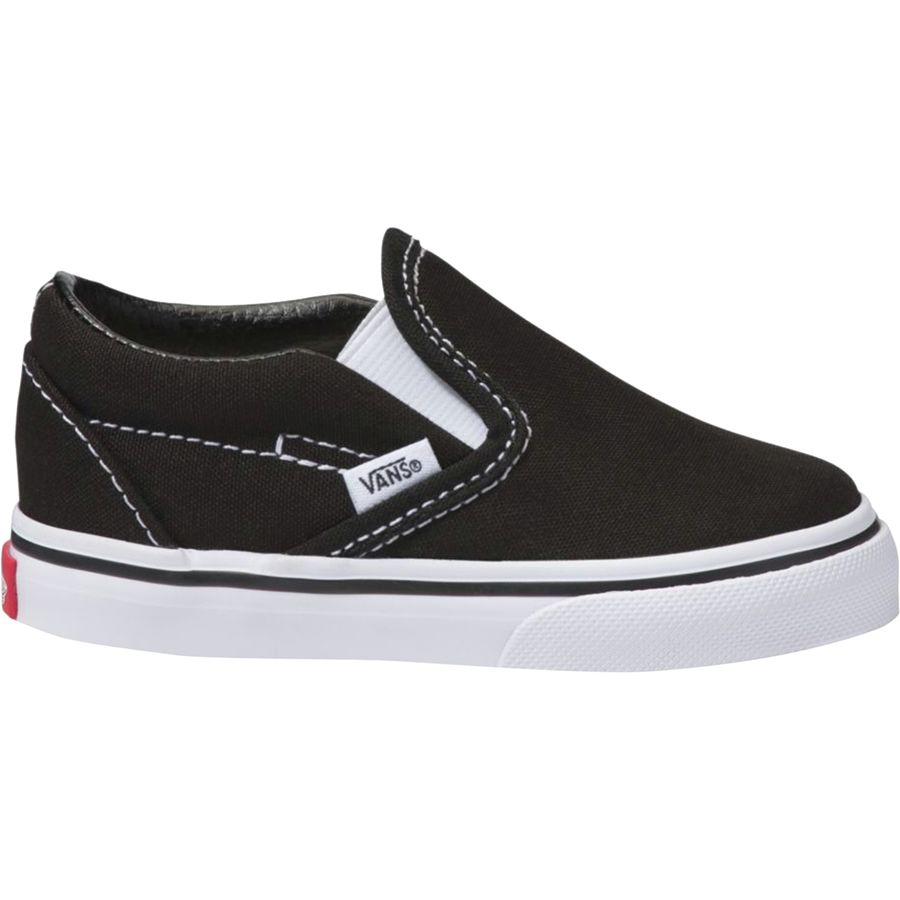 99c6b01355646c Vans - Classic Slip-On Skate Shoe - Toddlers  - Black