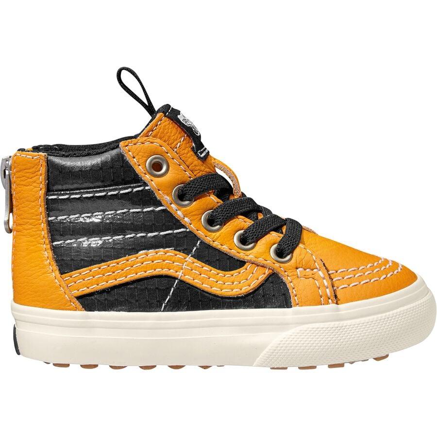 Vans SK8-Hi Zip MTE Shoe - Toddler Boys