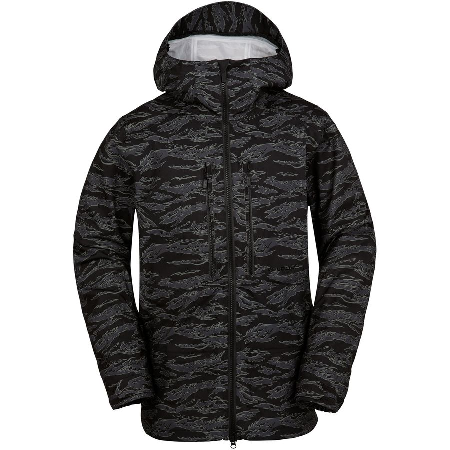 Mens jacket guide - Volcom Guide Gore Tex Jacket Men S Camouflage