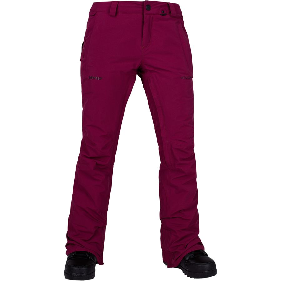 Volcom Knox Insulated Gore-Tex Pant - Womens