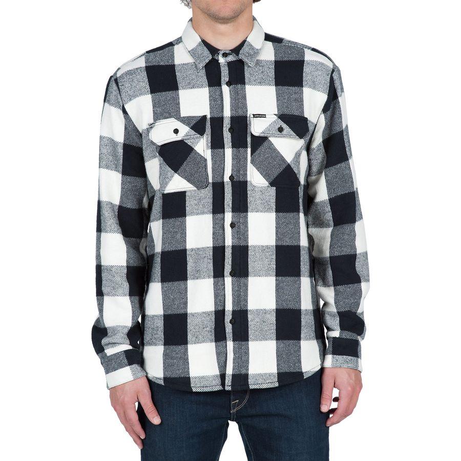 Volcom Enders Flannel Shirt - Mens