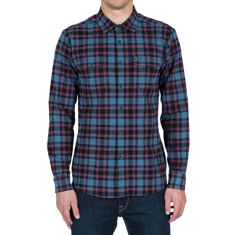 Volcom Martens Flannel Shirt - Mens