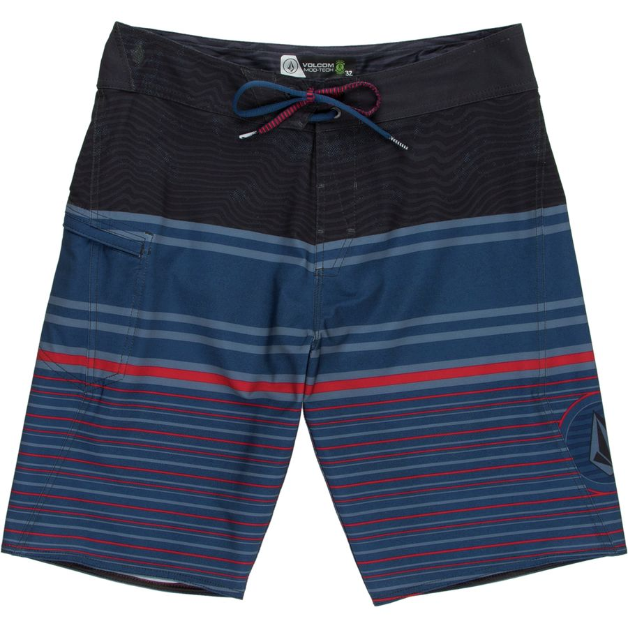 Volcom Lido Liney Mod 21in Board Short - Mens