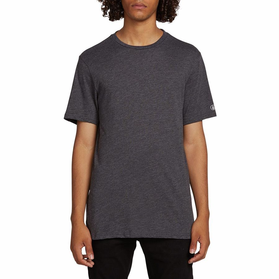 Volcom Solid Heather T-Shirt - Mens