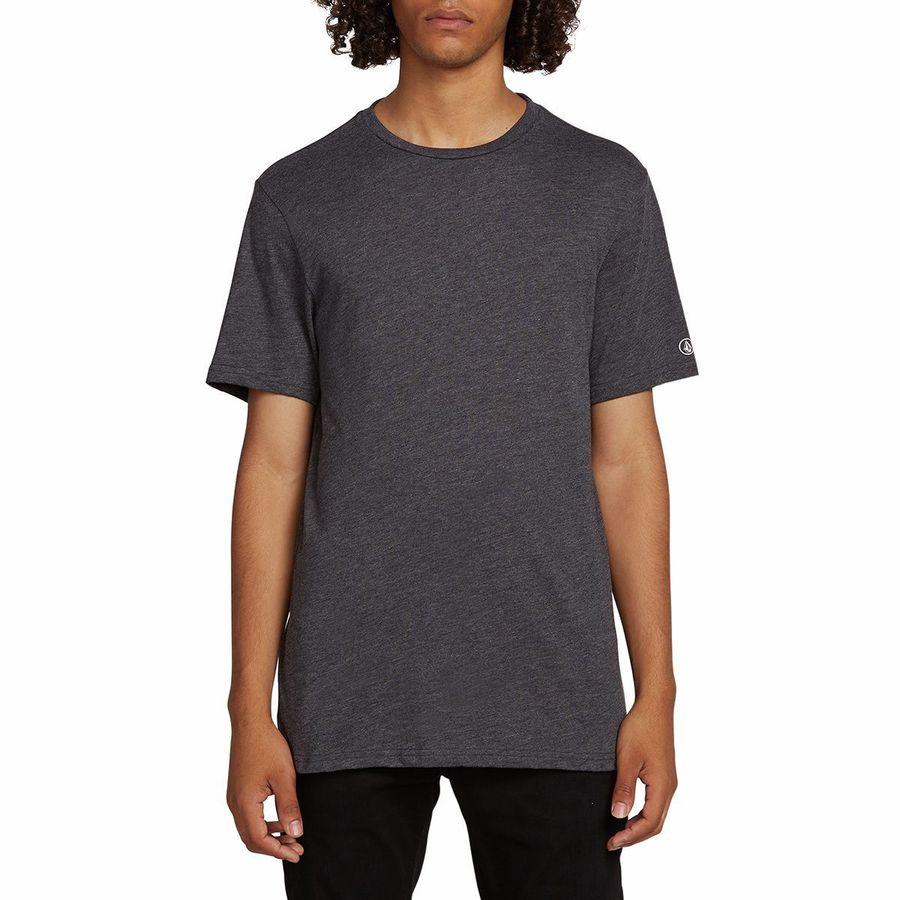 Volcom Solid Heather T-Shirt - Mens