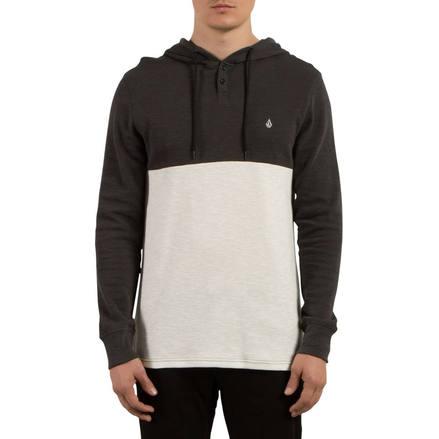 Volcom Murphy Thermal Pullover Hoodie - Men's | Backcountry.com
