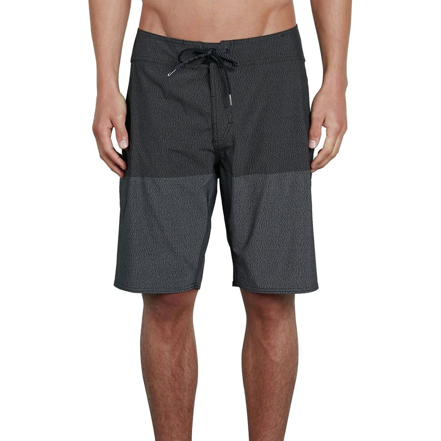 Volcom Lido Heather Mod 20in Board Short - Mens