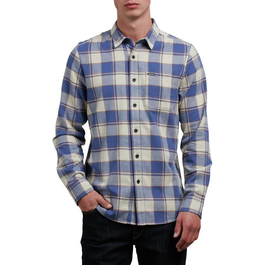 Blue Flannel Shirts Cheap - Joe Maloy f4bb23f1549