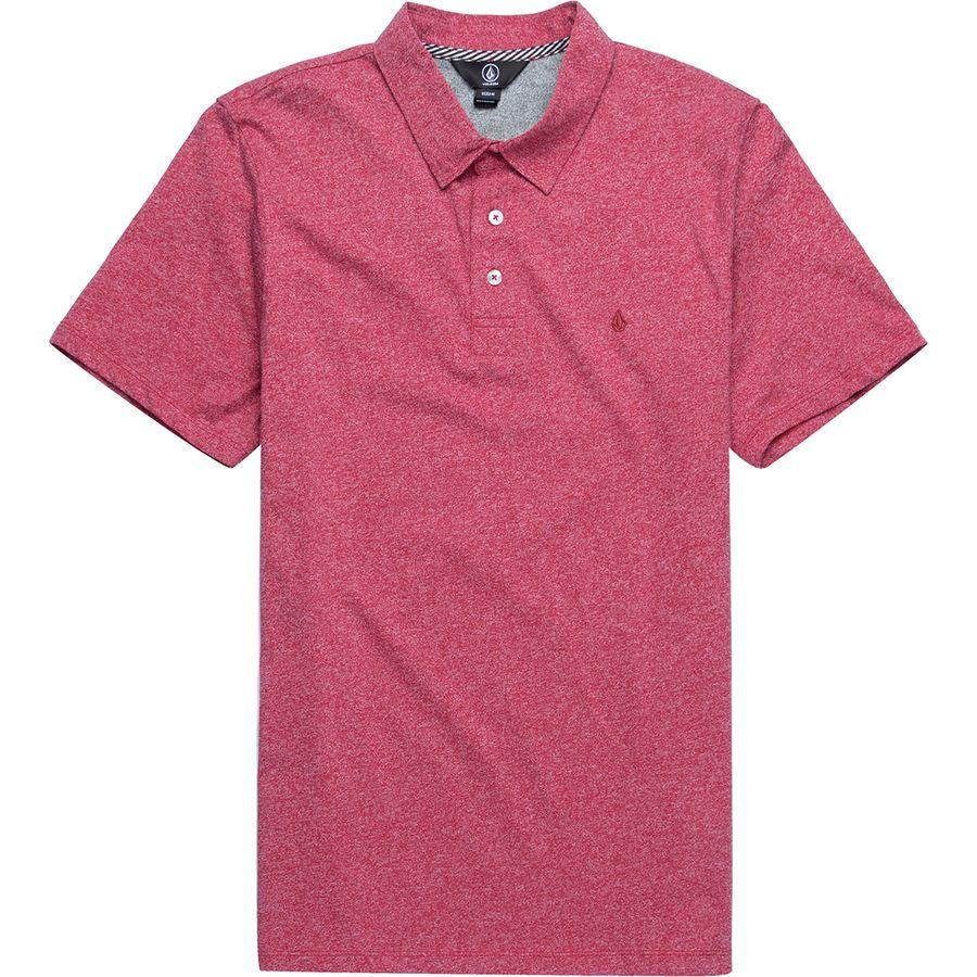 Volcom Wowzer Polo Shirt Mens Backcountry