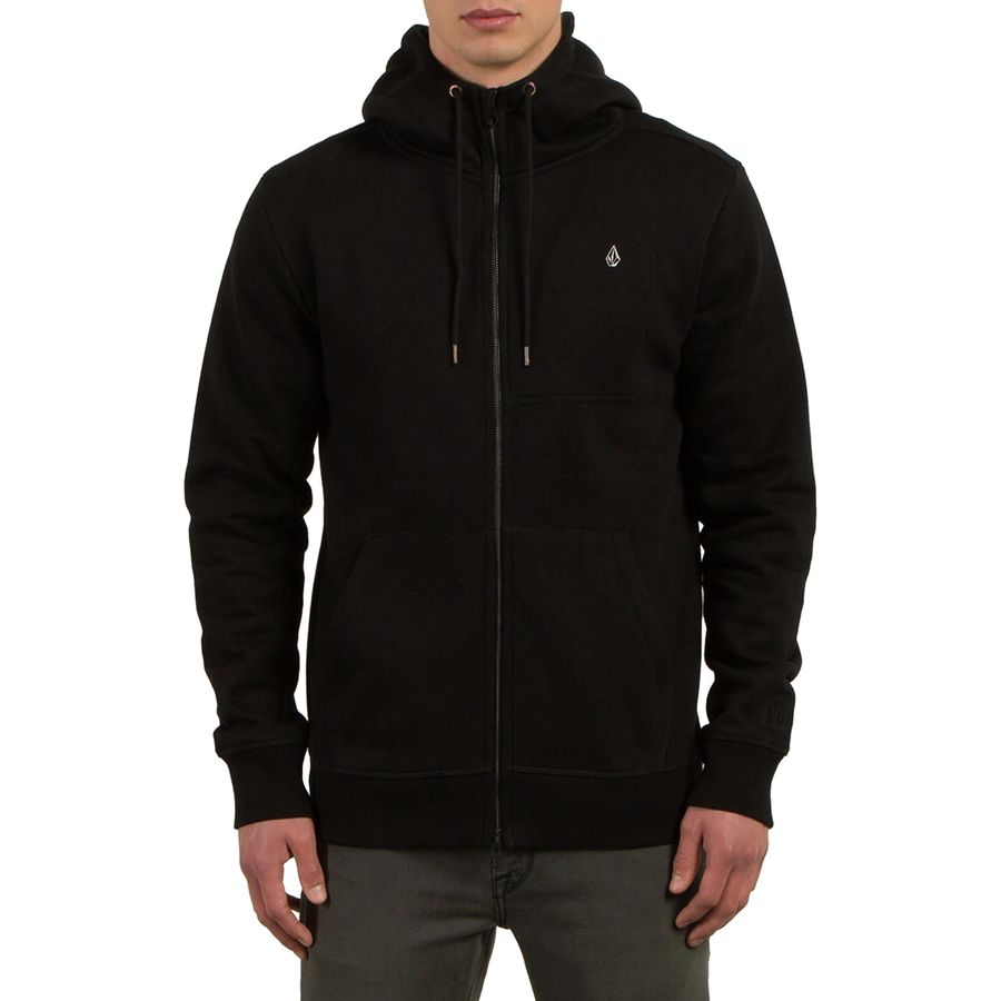 Volcom Single Stone Full-Zip Hoodie - Mens