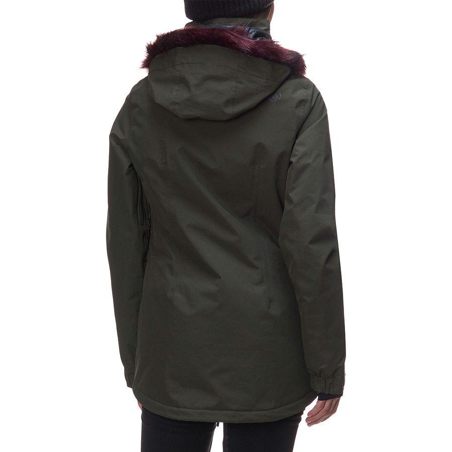 Volcom Eva Insulated Gore Tex Jacket Women S