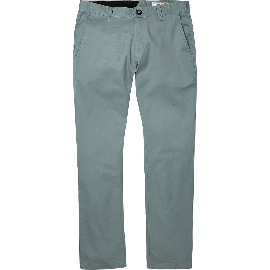Men/'s Volcom Frickin Modern Stretch Chino Pant