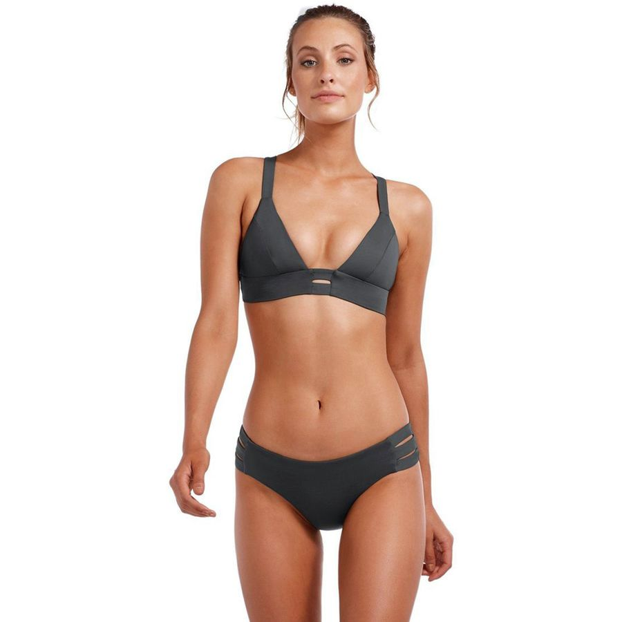 35769e4231bd59 Vitamin A - Neutra Bralette Bikini Top - Women s - Palmera Ecolux