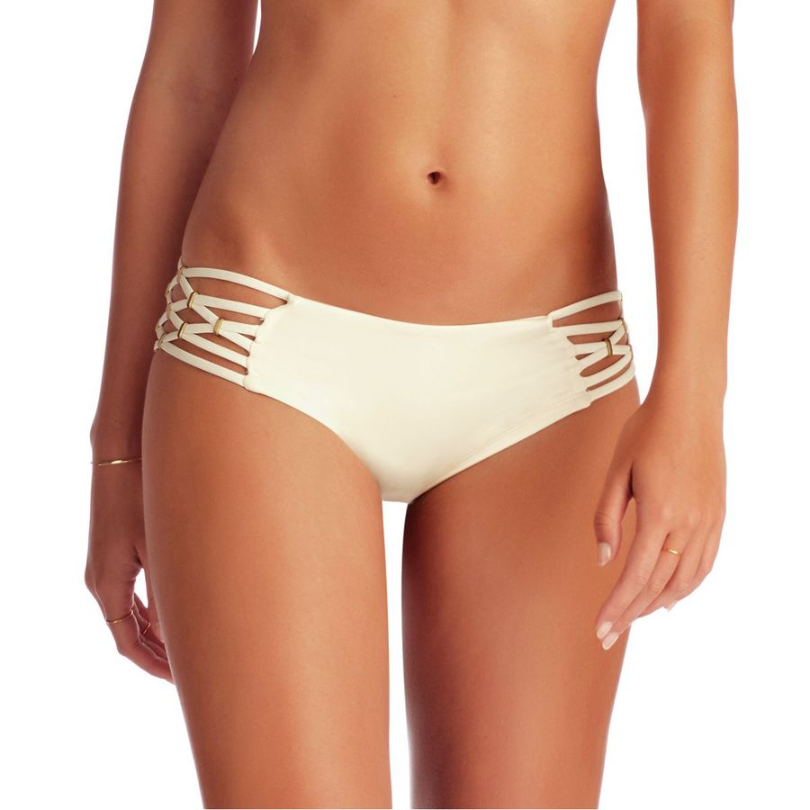 Vitamin A Amber Boyshort Bikini Bottom - Womens
