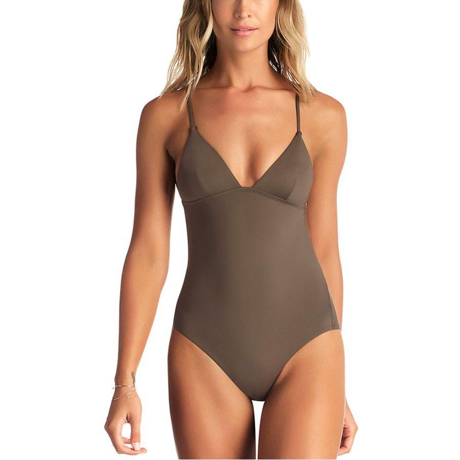 Vitamin A Naomi Full-Cut Bodysuit - Womens