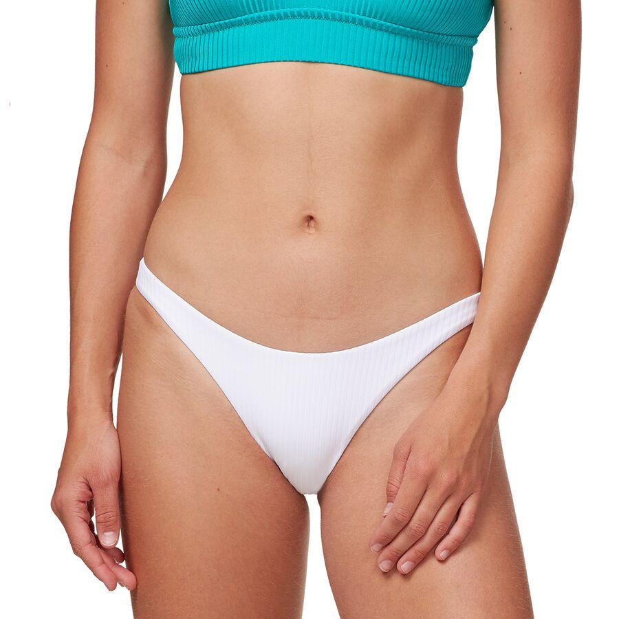 162c1e8b24 Vitamin A California High-Leg Bikini Bottom - Women's | Backcountry.com