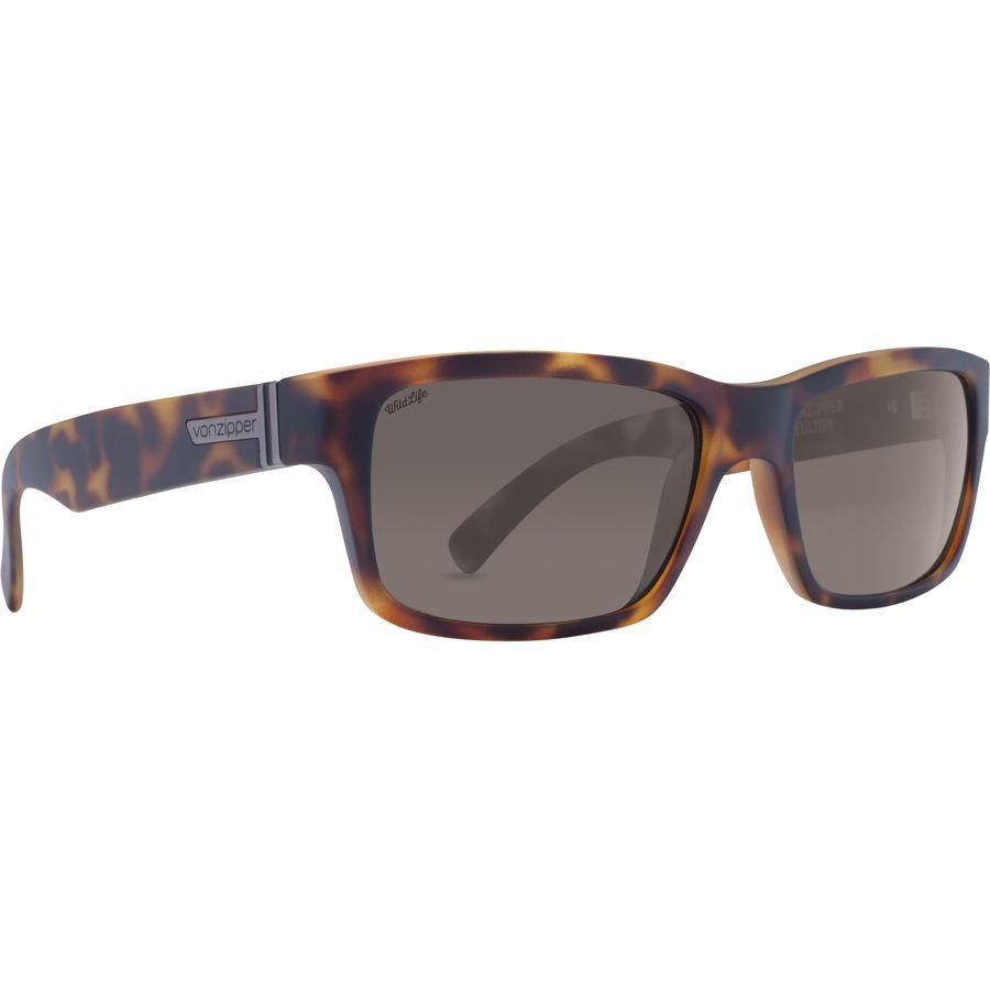 VonZipper Fulton Wildlife Polarized Sunglasses