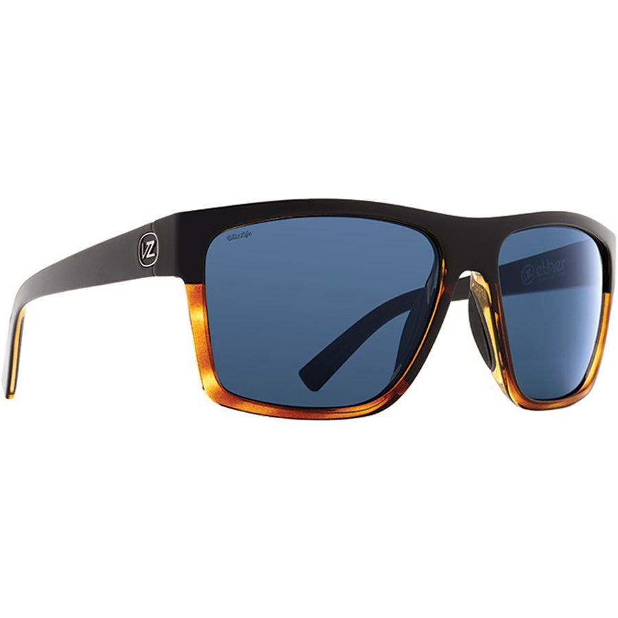 c5a15e38c77 VonZipper - Dipstick Wildlife Polarized Sunglasses - Blk Hard Trt Wild  Slate Polar