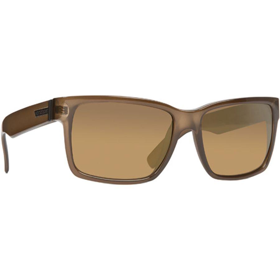 VonZipper - Elmore Sunglasses - Bourbon/Copper Chrome