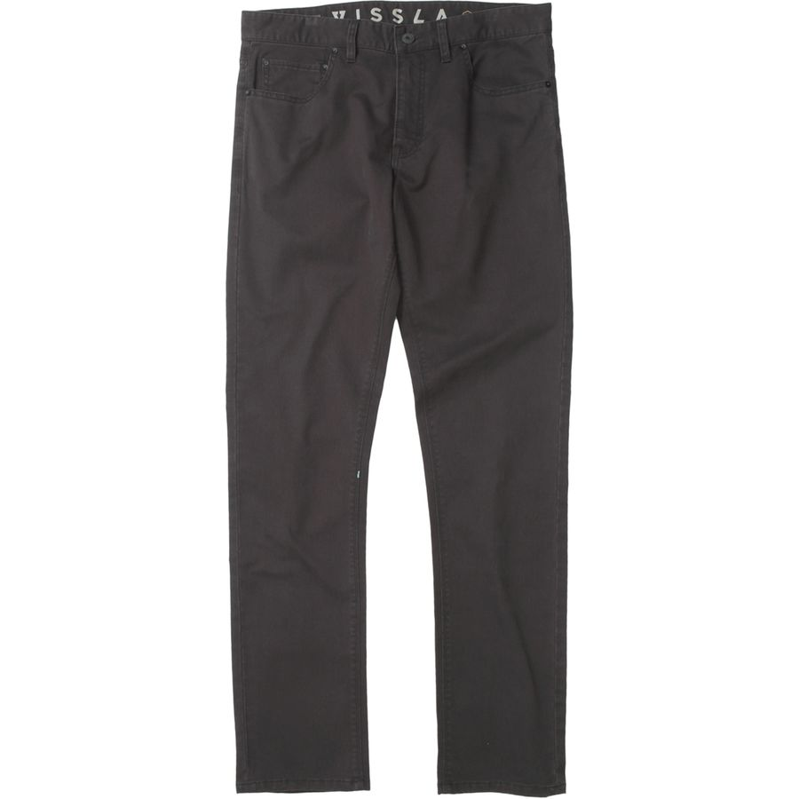Vissla Profile Stretch Twill Slim Pant - Mens