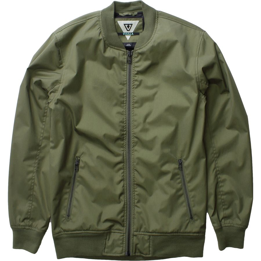 Vissla Brighton Bluff Jacket - Mens