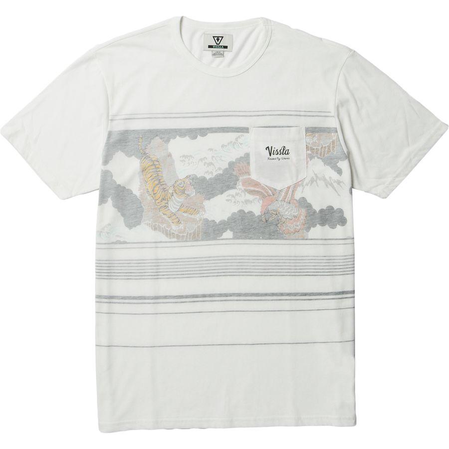 Vissla Sundaland Crew Shirt- Mens