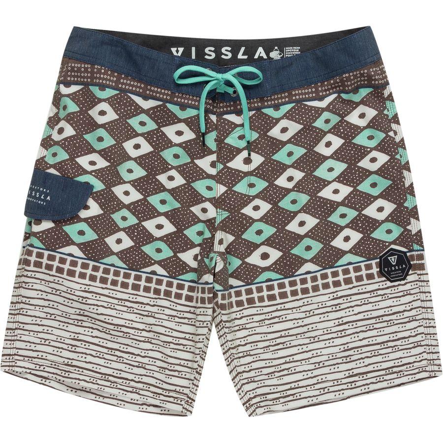 Vissla Diamond Head Board Short - Mens