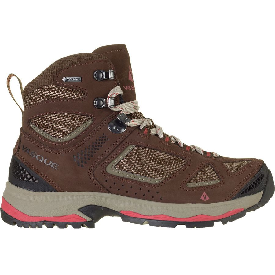 Vasque - Breeze III GTX Hiking Boot - Women s - Brown Spice e218ece7d