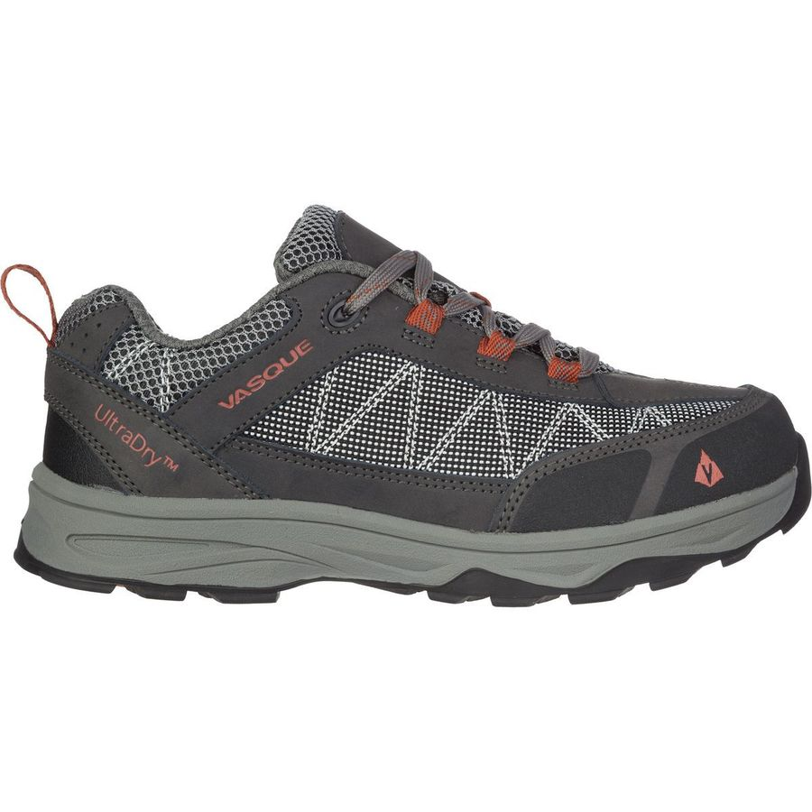 Vasque Kids Monolith Low UltraDry Hiking Shoes