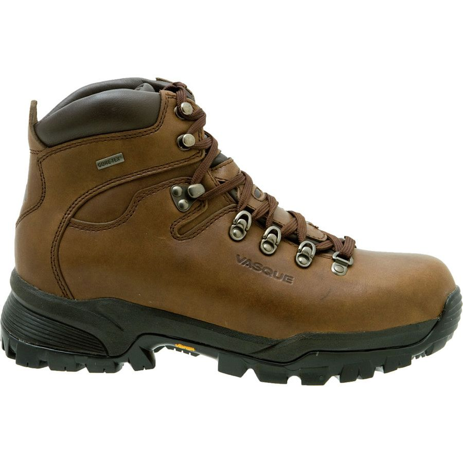 Super Sale Vasque Summit GTX Backpacking Boot Coffee Bean Men's Hiking Backpacking Boots