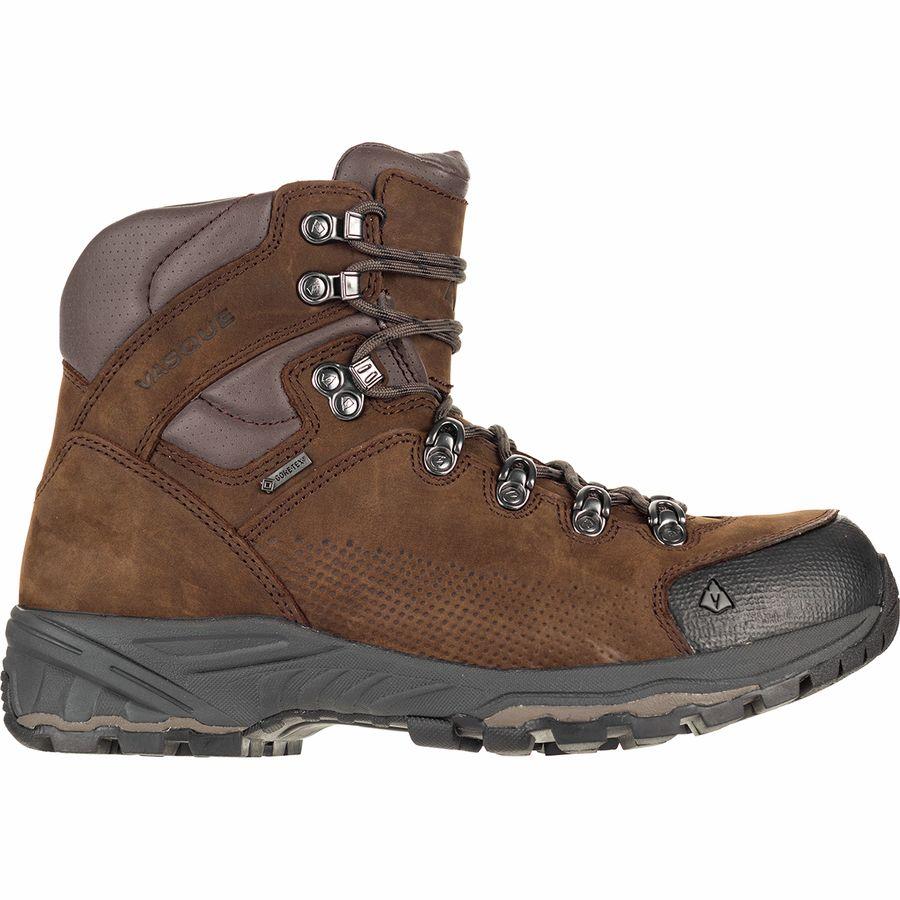 Vasque - St. Elias GTX Backpacking Boot - Men's - Slate Brown/Beluga