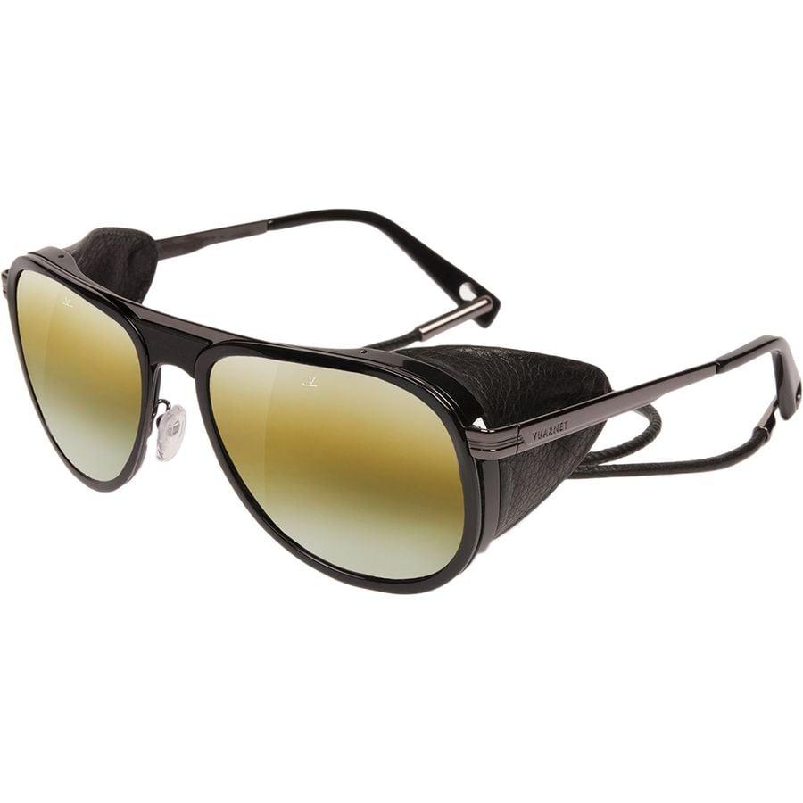 4311235d99 Vuarnet - VL1315 Glacier Sunglasses - Black Silver Black Skilynx