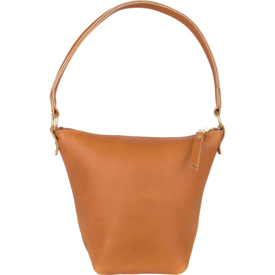 Wood and Faulk - Field Bag Purse - Women s - Fawn Leather 94d0c3d6c6964