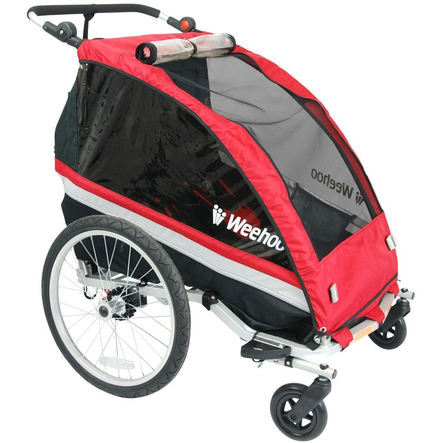 35f7277e4ab Weehoo WeeGo Buggy Bicycle Trailer and Jogger | Backcountry.com