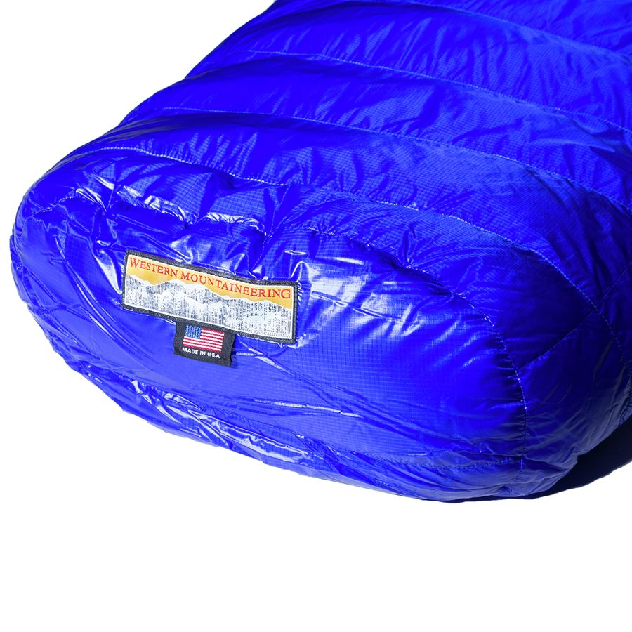 ebac5c66476 Western Mountaineering UltraLite Sleeping Bag  20 Degree Down ...