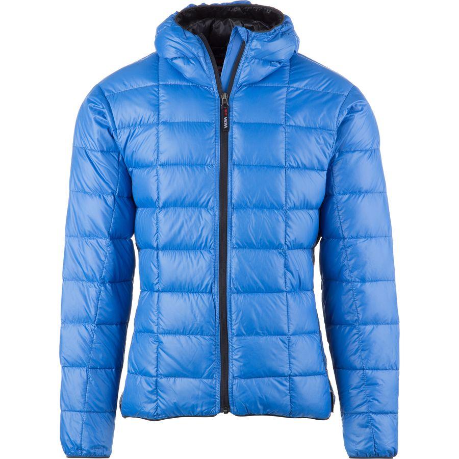 Western Mountaineering Flash Hooded Down Jacket - Mens