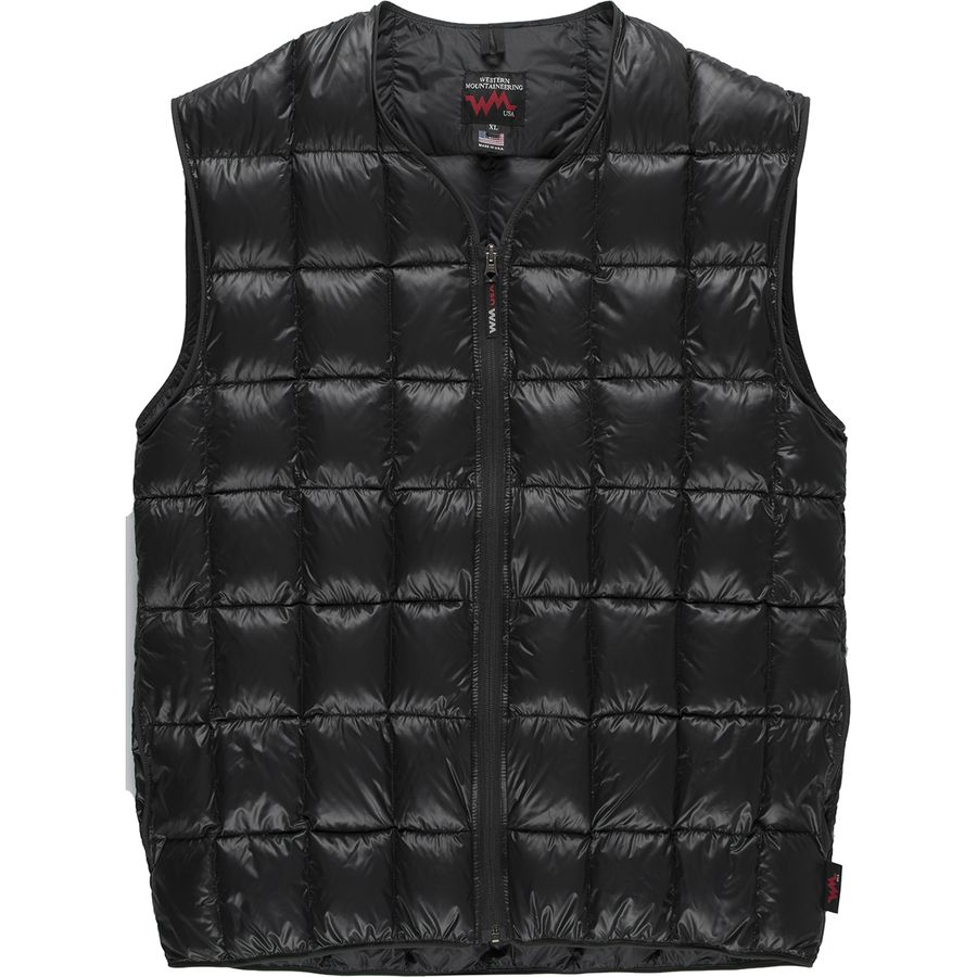 Western Mountaineering Flash Down Vest - Mens