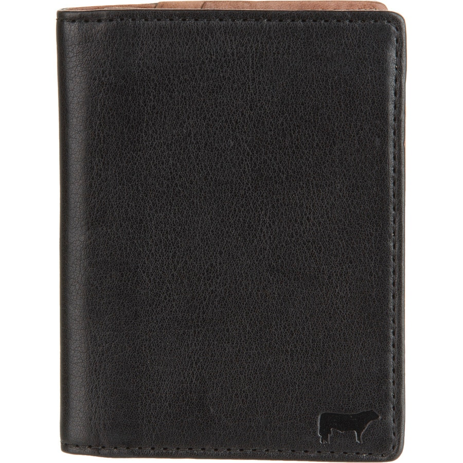 Will Leather Goods Clyde Front Pocket Wallet - Mens