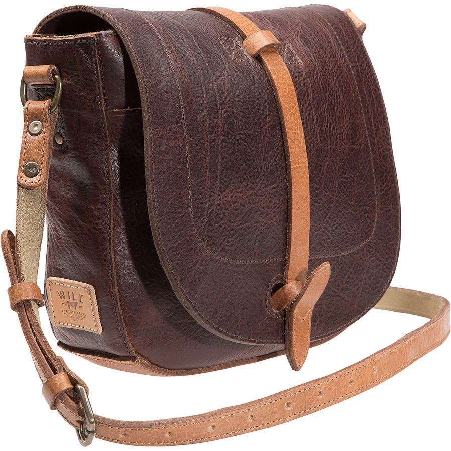 Will Leather Goods Seneca Crossbody Purse Women S Brown